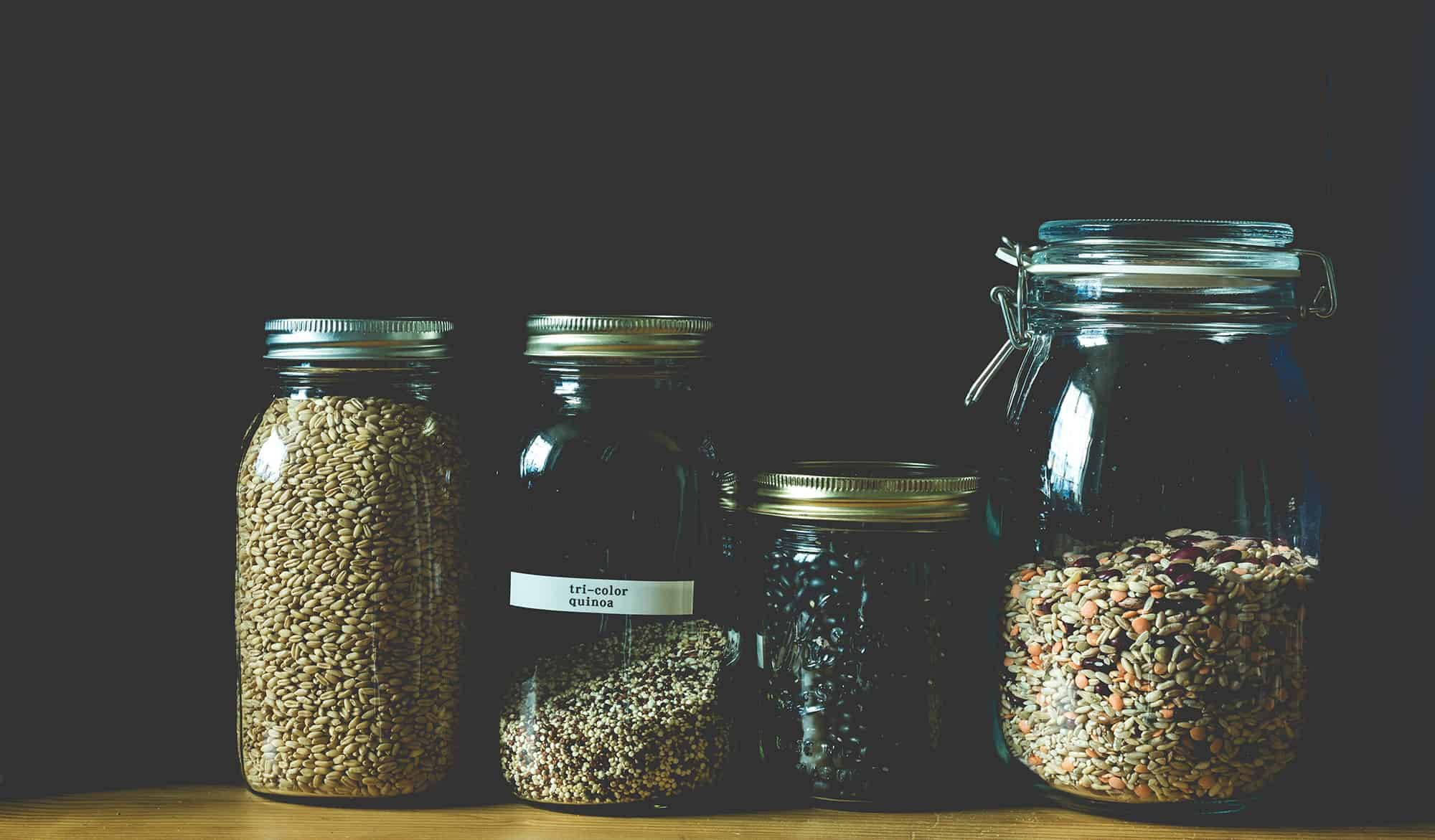 Knew Health Experiment with grains